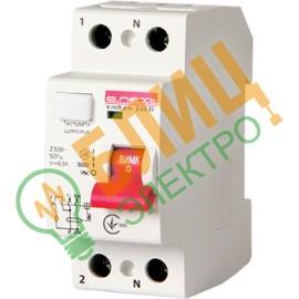 Выключатель дифференциального тока e.rccb.stand.2.16.30, 2p, 16A, 30mA E.Next