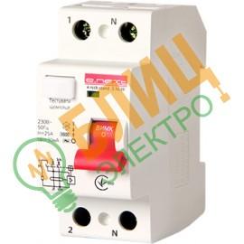 Выключатель дифференциального тока e.rccb.stand.2.40.10, 2p, 40A, 10mA E.Next