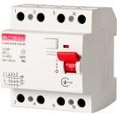 Выключатель дифференциального тока e.rccb.stand.4.25.30, 4p, 25A, 30mA E.Next