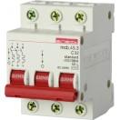 Автоматический выключатель e.mcb.pro.60.3.B6, 3р, 6A, B, 6kA