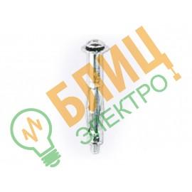 Винт с дюбелем М5*52 для полых материалов ДКС СМ560552
