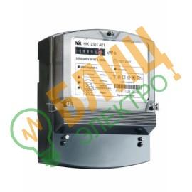 Счетчик НИК 2301 АТ1 3х100 5(10)А 3ф. електромеханический, однотарифный