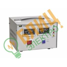 Стабилизатор напряжения СНИ1- 1,5 кВА однофазный IEK (1)
